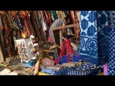 Tour Chatuchak weekend market in Bangkok Thailand P.1