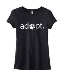 Show your support of pet adoption!