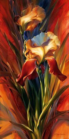 Vie Dunn-Harr \ Flowers. Обсуждение на LiveInternet - Российский Сервис Онлайн-Дневников