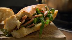 The Tastiest Sandwich in the World - #NigelSlater #BbcFood #Recipe