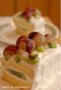 ホットケーキミックスでふわっふわのスポンジケーキのレシピ | キッチン | パンとお菓子のレシピポータル