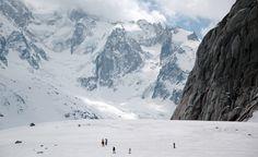 RAID BLANC | VALLEE BLANCHE | SNOWCAMPITALY | snowcamp.it