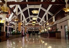 Lobby @ Le Grandeur Palm Resort : Johor Bahru, Malaysia