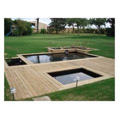 piscine naturelle 3 zones marie claire maison