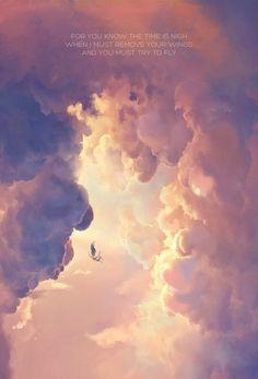 #sky #fall