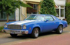 1974 Chevrolet Malibu Classic - a photo on Flickriver