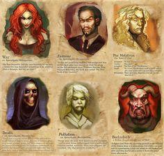 Good Omens - Character Profiles    (Source: http://jdillon82.deviantart.com)
