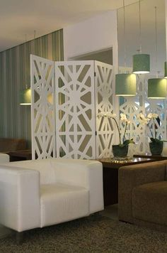 1000 images about biombos on pinterest room dividers - Decoracion con biombos ...