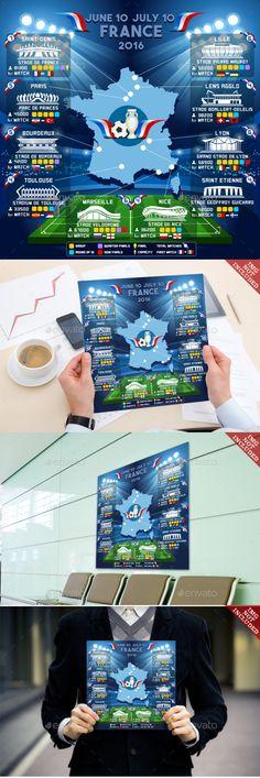Cup EURO 2016 Stadium Guide by aurielaki Cup finals Stadium Guide. Football European Championship Soccer finals place. Stade de France final match group stage. 3D JPG JPEG