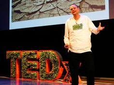 A whirlwind of energy and ideas, Stephen Ritz is a teacher in New York's tough South Bronx, where he and his kids grow lush gardens for food, greenery -- and jobs. Just try to keep up with this New York treasure as he spins through the many, many ways there are to grow hope in a neighborhood many have written off, or in your own.