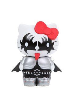 HOT TOPIC - Hello Kitty KISS DOLL