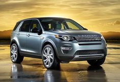 2015 Land Rover Discovery Sport Gets Official