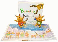 Roaming Reindeer Hat