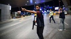 Non vogliamo commentare i morti di Istanbul