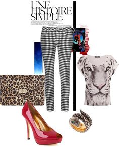 """casual"" by fatimabm on Polyvore"