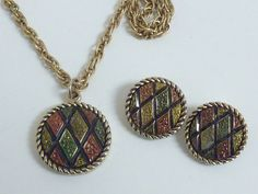 Vintage Signed Sarah Coventry Necklace and by labaublesandbags, $20.00