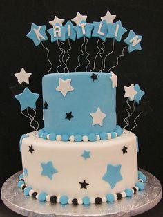 star cake