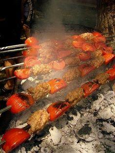 Frenk kebabı, Urfa