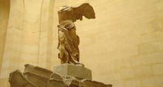 Vitoria Alada de Samothrace - Louvre