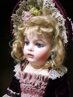 *FRENCH TREASURE ~ Historic doll | Antique Doll Salon (Kyuhoshi building) blog