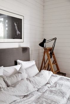 Stylish Solutions: How To Use (Awesomely Affordable!) Clamp Lights All Over the House