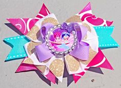 Nick Jr's Inspired Shimmer and Shine Genie by JeaninesBowtique