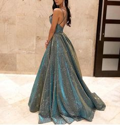 vestidos prom she just shines 52364 - Prom Dresses With Pockets, Cute Prom Dresses, Prom Outfits, Elegant Prom Dresses, Dance Dresses, Pretty Dresses, Beautiful Dresses, Evening Dresses, Formal Dresses