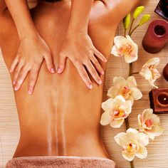 Nothing like a good back massage from the best spa in Beverly Hills. Visit us today!
