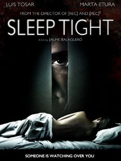 Rent Sleep Tight starring Luis Tosar and Marta Etura on DVD and Blu-ray. Get unlimited DVD Movies & TV Shows delivered to your door with no late fees, ever. One month free trial! Best Horror Movies, Top Movies, Horror Films, Movies To Watch, Best Psychological Thriller Movies, Psychological Effects, 2011 Movies, By Any Means Necessary, Instant Video