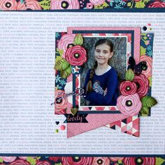 All About Scrapbooks - Shimelle Starshine by Fiona Johnstone