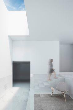 Zarid House. Casa Zarid. Fran Silvestre Arquitectos