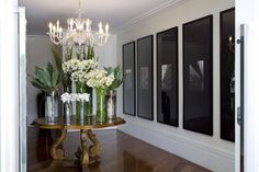 *Wow!  Great display for a large blank wall.