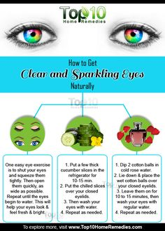"""The saying """"Eyes are the window to the soul"""" is very popular. Continue reading How to Get Clear and Sparkling Eyes Naturally Hair Remedies, Health Remedies, Natural Remedies, Beauty Secrets, Beauty Hacks, Beauty Tips, Dry Eyes Causes, Top 10 Home Remedies, Sparkling Eyes"""