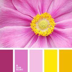 Цветовая палитра №1917