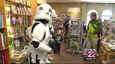 ABC22: Power of the Force gets Kids Excited about Reading
