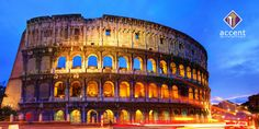 Photo about Picture of the Colosseum in Rome, Italy, in the evening. Image of italian, ancient, architecture - 35382441 Lonely Planet, National Geographic, Rome Pictures, Parks, Italy Map, Tours, Travel News, Dog Travel, Cruise Vacation