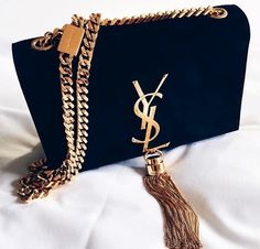 Jewelry Black Gold YSL Women Shopping Leather Metal Chain Crossbody Satchel Shoulder Bag from Saved to Things I want as gifts. - YSL Women Shopping Leather Metal Chain Crossbody Satchel Shoulder Bag from Saved to Things I want as gifts. Luxury Bags, Luxury Handbags, Fashion Handbags, Purses And Handbags, Fashion Bags, Designer Handbags, Designer Bags, Leather Handbags, Luxury Designer