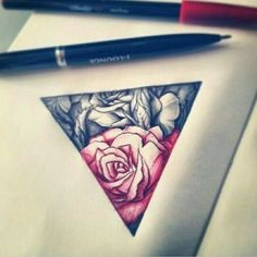 #Tattoo #rose ✿