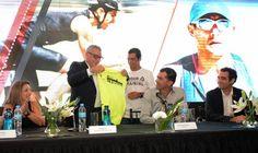 Julio Zamora presentó la segunda edición del IronMan Tigre 70.3
