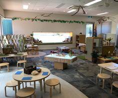 A beautiful reggio inspired classroom Reggio Emilia Classroom, Reggio Inspired Classrooms, Reggio Classroom, Classroom Layout, New Classroom, Classroom Design, Kindergarten Classroom, Classroom Decor, Pre K Programs