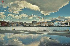 Agios Nikolaos, Crete Algarve, Greece, Portugal, River, Blue, Outdoor, Crete, Greece Country, Outdoors