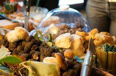 TASTE THE FOOD: i Tartufi, diamanti della terra, ai Salotti del Gusto dell'Alta Badia. Grazie all'organizzazione di La Compagnia Del Tartufo!