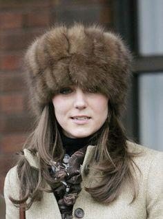 Kate Middleton's hat!