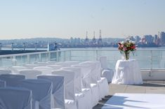 Private Roof Top Ceremony
