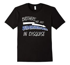 Check this Funny T Shirts For Boys Superheroes In Disguise Big Brother-Teevkd . Hight quality products with perfect design is available in a spectrum of colors and sizes, and many different types of shirts! Emt Shirts, Baseball Mom Shirts, Aunt T Shirts, Funny Kids Shirts, Branded T Shirts, Types Of Shirts, Shirt Designs, Boys, Mens Tops