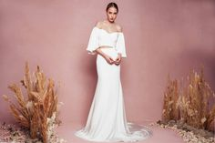 Odylyne The Cermony - THE BARDOT GOWN