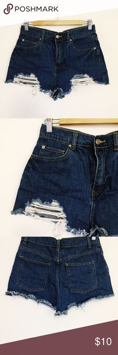 Denim Cut Off Shorts Size 28 Urban Outfitters Shorts Jean Shorts