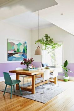 Charlotte Minty Interior Design: Colour from Inside Out