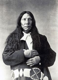 Lakota Chief Red Cloud - pagan fire side