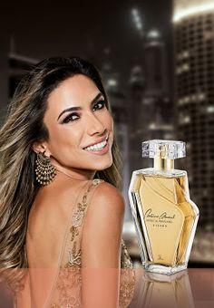 Chic e Fashion: Nova fragrância Patricia Abravanel